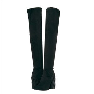 Kendall & Kylie Knee High Boots